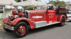 Nyack, NY, 1949 Ahrens-Fox Model HT No.3483 1000gpm 150gwt