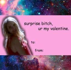 Happy Valentines Day! {Ahs valentine}