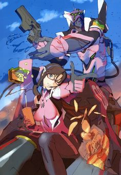 Neon Genesis Evangelion : 2014 Calendar illustrated by Takeshi Honda