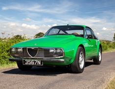 Alfa Romeo's Sports Sedan is a Future Classic: HagertyThe 2017 Alfa Romeo Giulia Quadrifoglio has Alfa Romeo Junior, Alfa Romeo Cars, Alfa Romeo Giulia, Sports Sedan, Classic Italian, Twin Turbo, Dream Garage, Maserati, Ferrari