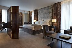 Studio Suite, London luxury hotel - Bulgari 5 Star Hotel