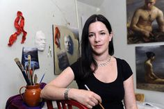 Art Renewal Center Museum™ Artist Information for Juliette Aristides Juliette Aristides, Great Paintings, Image Makers, Life Drawing, Pencil Art, Art Studios, Artist At Work, Art Lessons, How To Find Out