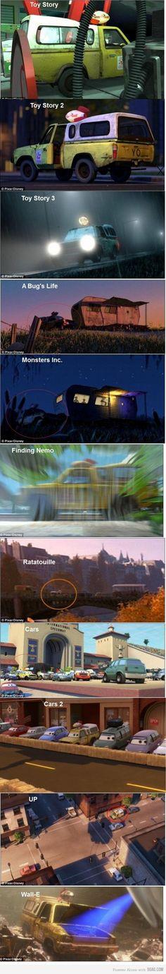 Disney and its cool little secrets