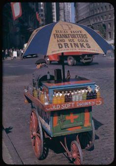 カラーで楽しめる1900年代から1940年代の印象的な写真61枚 - GIGAZINE