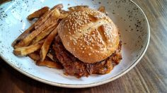 The Sloppy Cicero at Miller's Guild - the restaurant's good-natured response to a 2.5 star review from The Seattle Times restaurant critic