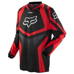 16107625a Find the Fox Youth Red HC Race Jersey - at Dennis Kirk. Shop our complete  selection of Dirt Bike parts and accessories including the Fox Youth Red HC  Race ...