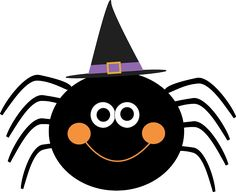 Spider Wearing Witches Hat                                                                                                                                                                                 More