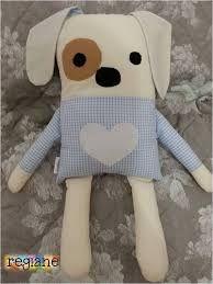 Resultado de imagem para travesseiro na minha de cachorro  de menina