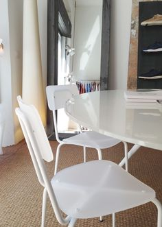 MOODERN chair, BBMDS for Lettera G