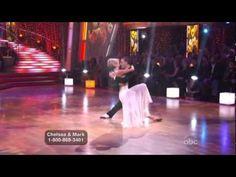 DWTS - Chelsea Kane & Mark Ballas - Foxtrot