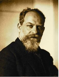 Edmund Husserl 1859 - 1938. Can be found with a snifter of cognac, fiercely bracketing Heidegger's existence