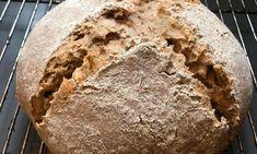 Πανεύκολη συνταγή για σπιτικό ψωμί χωρίς μαγιά! - Χρυσές Συνταγές