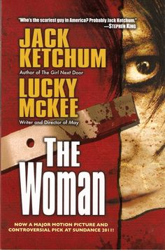The Woman by Jack Ketchum & Lucky McKee @ Canterbury Tales Bookshop Pattaya.