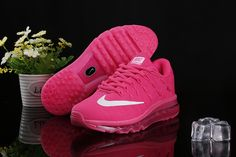 pick up 7e54b 13e8b 2018 New Arrival WMNS Nike Air Max 2016 Pink Flash Rose Pink Fireberry White