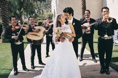 Cinco características de una boda charra