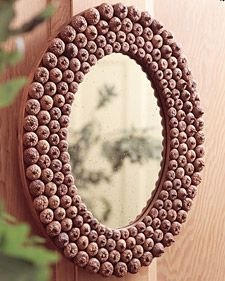 Three Great Fall Pieces that Spruce Up Your Home Decor - Acorn Mirror