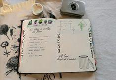 Mon bullet journal m'aide dans mon projet zéro déchet. J'y note les idées à mettre en place, les livres à lire, les pistes de progression ou encore les blogs à étudier. J'avance doucement mais sûrement dans ce projet. Cette collection m'est donc très utile. #bulletjournal #bujo #bujocollection #bulletjournalcollection #idéecollection #zerodechet #zerowaste #developpementdurable #bujoideas #bulletjournalideas