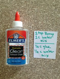 40 ideas -num how to make slime {the brigher variety!} 40 ideas – how to make slime {the brigher variety!} The post 40 ideas -num how to make slime {the brigher variety! Le Slime, Borax Slime, Slime No Glue, Galaxy Slime, Borax And Glue, Fun Crafts, Crafts For Kids, Kids Diy, Easy Slime Recipe