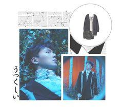 """""""とても美しい"""" by sahiarat ❤ liked on Polyvore featuring Temperley London, kpop, monstax and shownu"""