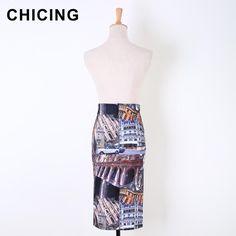 Runway Retro City Buliding Painting Prints Pencil Bodycon Skirt Only $19.99 => Save up to 60% and Free Shipping => Order Now! #Skirt outfits #Skirt steak #Skirt pattern #Skirt diy #skater Skirt #midi Skirt #tulle Skirt #maxi Skirt #pencil Skirt