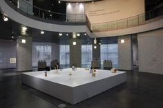 "The exhibition ""Jürgen Partenheimer. The Visit was the second part of the cooperation ""Audi hosts the Pinakothek der Moderne"". It showed sculptures, drawings and paintings by Jürgen Partenheimer."