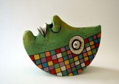 Inna Olshansky, Israeli sculptor, ceramic artist, painter