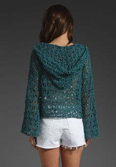 Crochet cardigan Free People