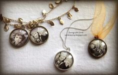 How to Create a Photo Pendant