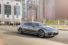 Porsche Panamera Turbo S 4.8 V8 (570 Hp) 4x4 PDK - Technical specifications and fuel consumption