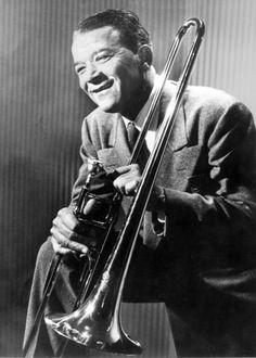 """Edward """"Kid"""" Ory, jazz trombonist"""