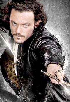 Luke Evans (Aramis) from The Three Musketeers.He also played Owen Shaw in Fast and Furious 6.