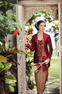 kebaya Indonesian Kebaya, Indonesian Wedding, Javanese Wedding, Batik Kebaya, Batik Dress, Vera Kebaya, Kebaya Bali, Kebaya Dress, Traditional Fashion
