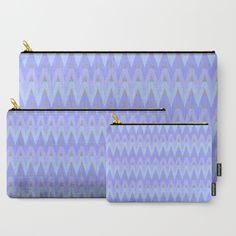 Winter Chevrons Carry-All Pouch Get all three sizes for $40, a $16 savings.