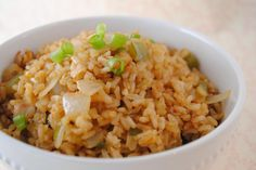 Vegan Korean Fried Rice