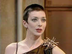 Jacqueline Pearce Rest in peace Beautiful Lady. Mad Science, Science Fiction, Russell T Davies, Episodes Series, Tv Series, Icon Clothing, Sci Fi Tv Shows, Tony Curtis, Roger Moore