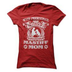 Mastiff Mom