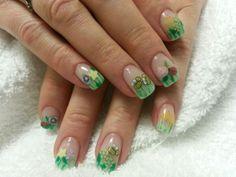 Spring fun gel nails