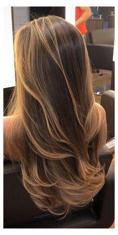 Brown Hair Balayage, Brown Blonde Hair, Black Hair, Blonde Hair On Brunettes, Golden Bronde Hair, Hair Styles Brunette, Brown Hair With Golden Highlights, Blonde Brunette Hair, Blonde Hair Outfits