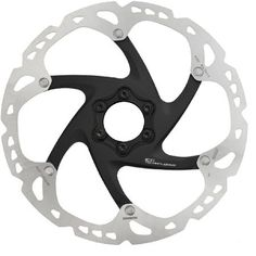 Shimano XT RT86 Ice-Tec 160mm 6-Bolt Rotor The clad steel/alloy/steel rotor construction allows heat generated from braking to radiate quickly through the aluminium core achieving surface temperature drops of around 50 deg C. When used with Ic http://www.MightGet.com/january-2017-11/shimano-xt-rt86-ice-tec-160mm-6-bolt-rotor.asp