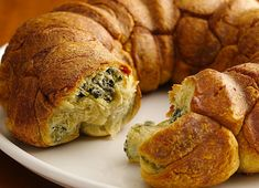 Game-Day Spinach Pull-Apart by Pillsbury.com, via Flickr
