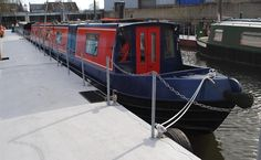 London Canal Boat Transformation - Designer Furniture at Designer Living