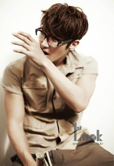 Super Junior Siwon - 1st Look Magazine