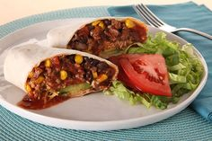 Fold up something awesome with our Beefy Burritos recipe. These Beefy Burritos are packed with great taste and are as fun to eat as they are to prepare. Casserole Recipes, Pasta Recipes, Dinner Recipes, Cooking Recipes, Dinner Ideas, Mexican Main Dishes, Hamburger Dishes, Mexican Food Recipes, Ethnic Recipes