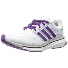 13ce14cd388f64 adidas Performance Women s Energy Boost 2 W Running Shoe The 360 fit of  adidas Energy Boost 2 running shoes creates a sock-like experience that  moves with ...
