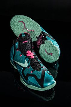 Get the recently released Nike LeBron XI now at Eastbay! #Basketball #Shoes