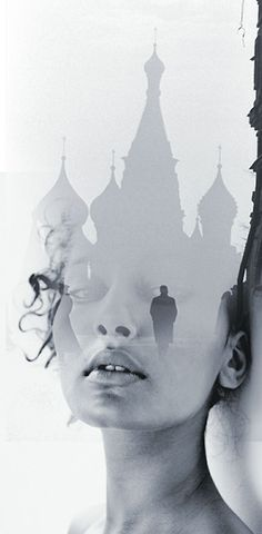 Moscow queen by antonio mora photomontage, abstract photography, double exposure photography, creative photography Double Exposure Photography, Abstract Photography, Creative Photography, Portrait Photography, Photomontage, Photoshop, Exposition Multiple, Collage Kunst, Multiple Exposure