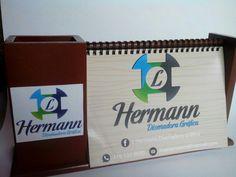 Calendarios personalizados.   No olvides que en L Hermann Diseñadora Gráfica le Brindamos servicios y productos de las más alta calidad con la mejor oferta de precios.