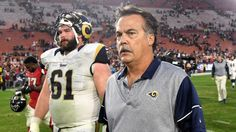 Jeff Fisher has been fired as coach of the St. Louis Rams