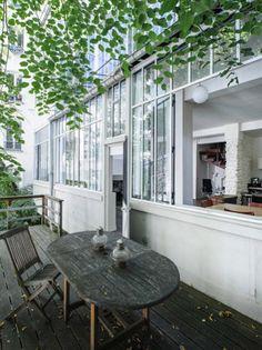 Le Loft ou a vécu Auguste Renoir
