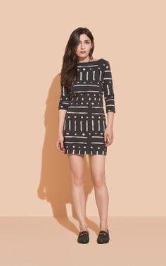 Rachel Comey SS14 Primitive dress
